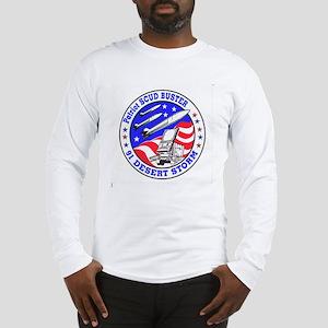 Scud Buster Long Sleeve T-Shirt