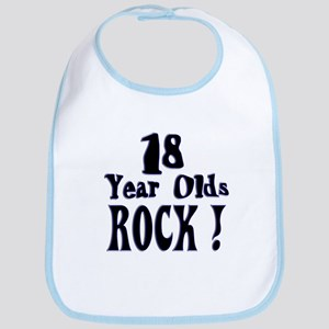 18 Year Olds Rock ! Bib