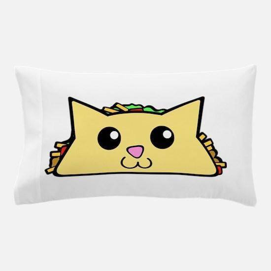 Taco Cat Pillow Case