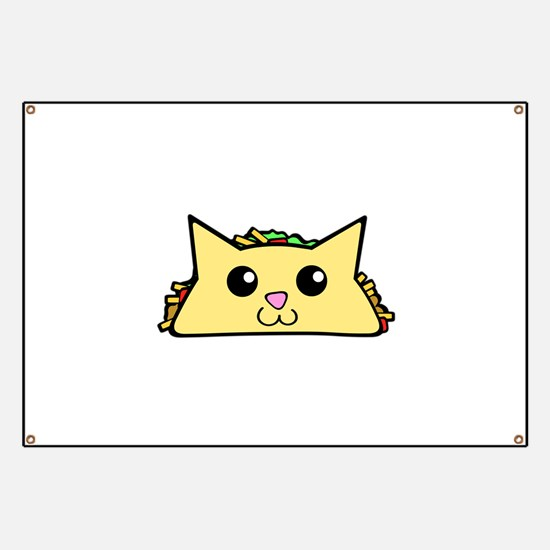 Taco Cat Banner