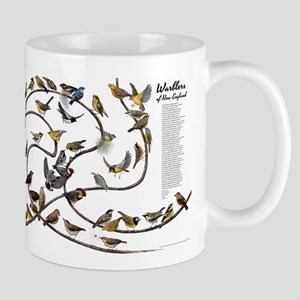 Warblers of New England Mug
