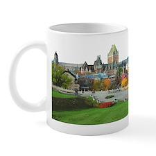 Old Quebec Panoramic View Mug