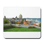 Old Quebec Panoramic View Mousepad