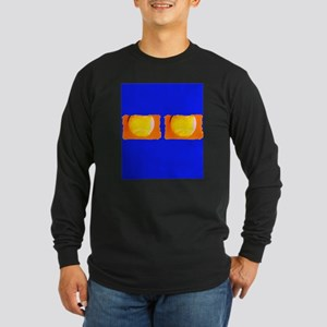 Tennis Cobalt Blue for Leonard Long Sleeve T-Shirt