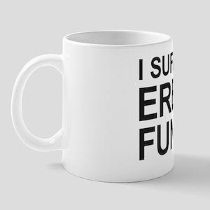 Erectile Function Mug