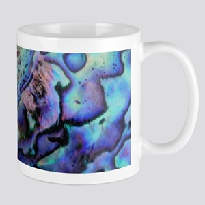 Abalone Mugs