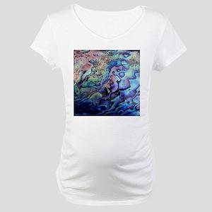 Abalone Maternity T-Shirt