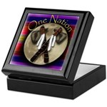 One Nation, Indian Keepsake Box