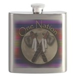 One Nation, Indian Flask