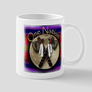 One Nation, Indian Mug