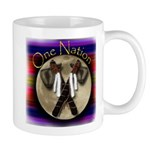 One Nation, Indian Mug