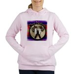 One Nation, Indian Women's Hooded Sweatshirt