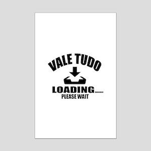 Vale Tudo Loading Please Wait Mini Poster Print