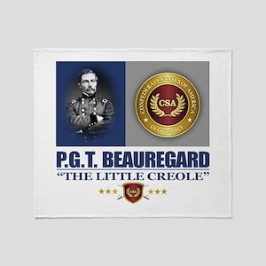 Beauregard C2 Throw Blanket