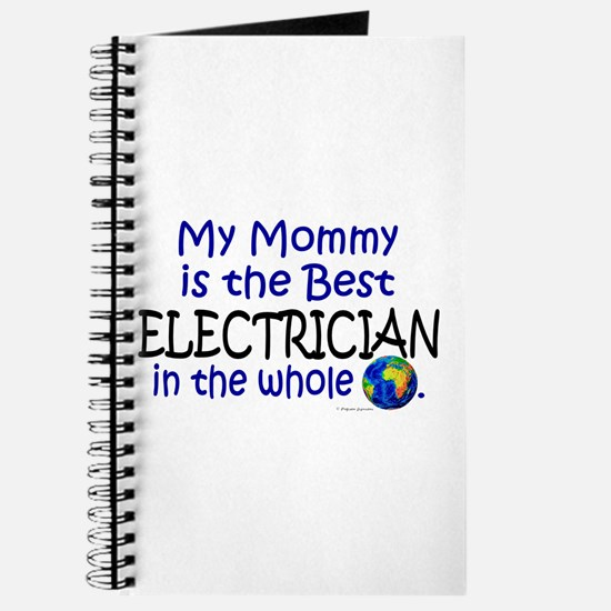 Best Electrician In The World (Mommy) Journal