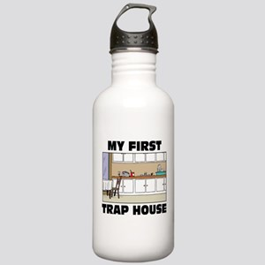 My First Trap house Stainless Water Bottle 1.0L