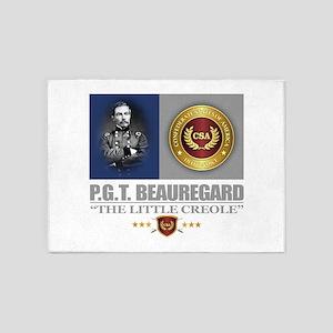 Beauregard C2 5'x7'Area Rug