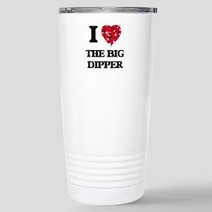 I love The Big Dipper Stainless Steel Travel Mug