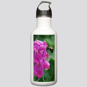 Sweet Pea with Bee Stainless Water Bottle 1.0L