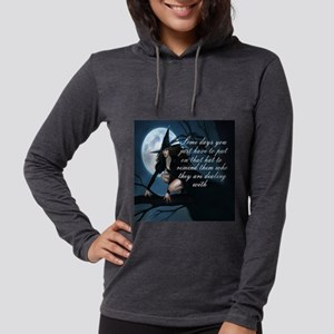 witch humor Long Sleeve T-Shirt