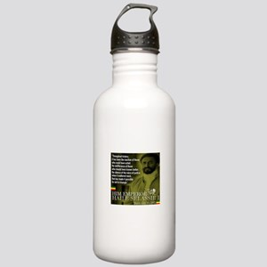 HIM Emperor Haile Sela Stainless Water Bottle 1.0L