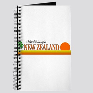 Visit Beautiful New Zealand Journal