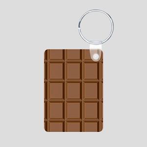 Chocolate Tiles Keychains