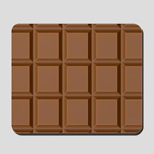 Chocolate Tiles Mousepad