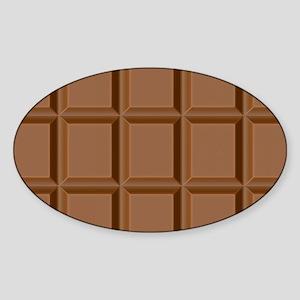 Chocolate Tiles Sticker