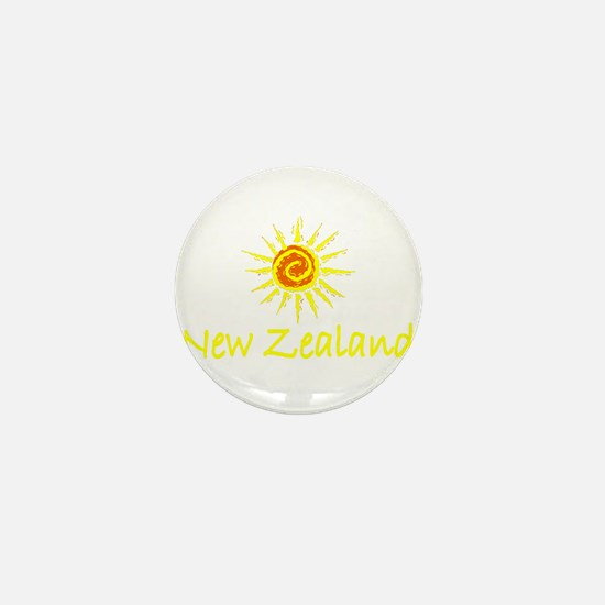 New Zealand Mini Button