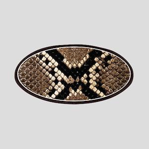 Snake Skin Patch