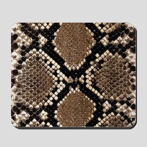 Snake Skin Mousepad