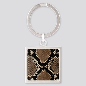 Snake Skin Keychains