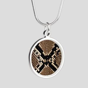 Snake Skin Necklaces