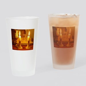 The Sabbath - Shabbat Drinking Glass