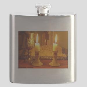 The Sabbath - Shabbat Flask