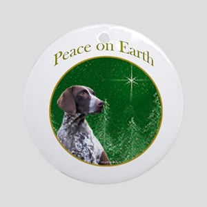 GSP Peace Ornament (Round)