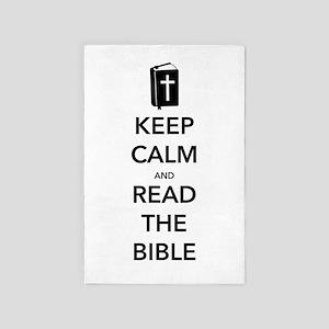 Read Bible 4' x 6' Rug