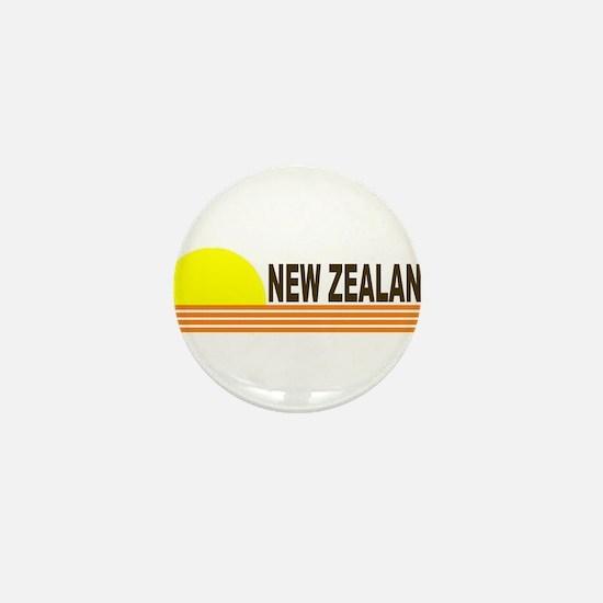 New Zealand Mini Button