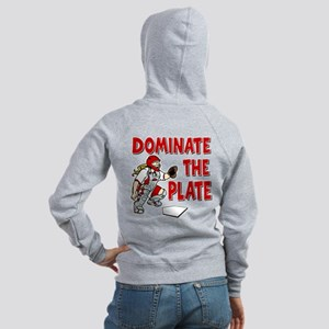 DOMINATE Women's Zip Hoodie