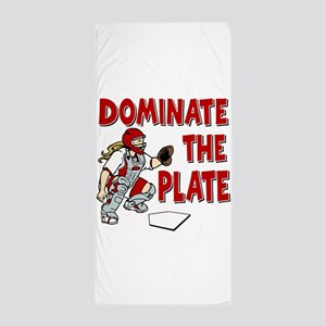 DOMINATE Beach Towel