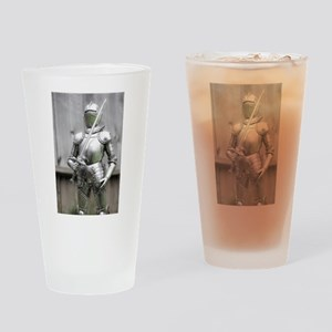Shining Armor Drinking Glass