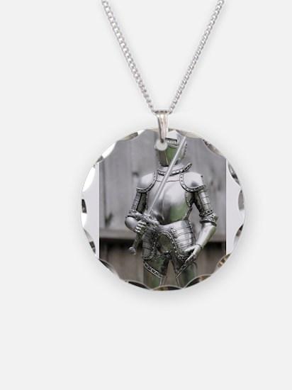 Shining Armor Necklace