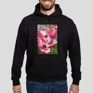 twin blossoms Hoodie (dark)