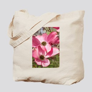 twin blossoms Tote Bag