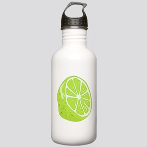 Tropical Summer Lime Stainless Water Bottle 1.0L