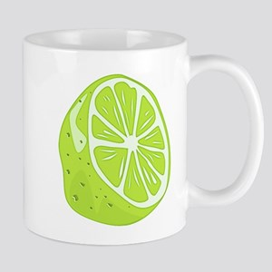 Tropical Summer Lime Mugs