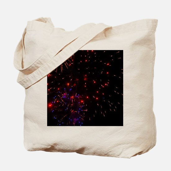 Independent Sparks Tote Bag