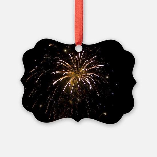 Raining Stars Ornament