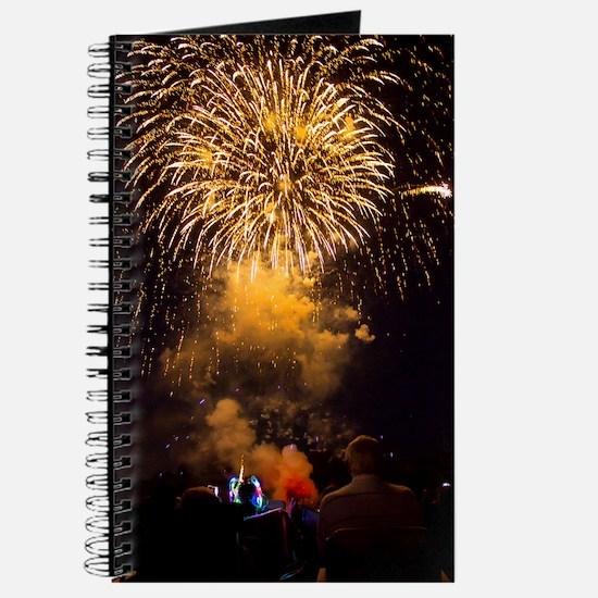 Bursting Finale Journal